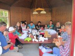 Bastelabend: Bauernhoftiere ausstopfen für ein eigenes Kuscheltier